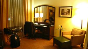 Hilton Moscow executive room